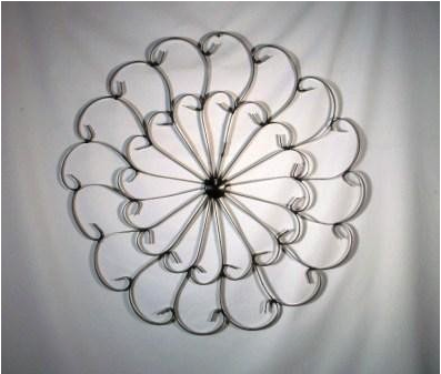 outdoor iron wall hangings spiral iron wall decor sm